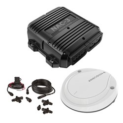 """Product # 000-13338-001 <br /> <ul> <li><span class=""""blackbold"""">NAC-3 VRF Core Pack</span></li> <li>Power Supply: 12-24 V DC</li> <li>Operating temperature: 0 to +55&deg;C</li> <li>Accurate &amp; Reliable Solid-State Sensor Technology</li> <li>Load: 50 mA + Drive Unit Load</li> <li>Material: Plastic</li> <li>NMEA2000 Micro-C Cable</li> <li>Precision-9 Compass</li> <li>Easily Adjustable Mounting Bracket</li> <li>IPX7 Waterproof</li> </ul>"""