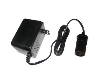 lowrance ac adapter to female cigarette lighter socket