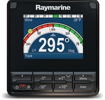 raymarine p70s autopilot controller