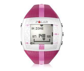 polar ft4 purple pink