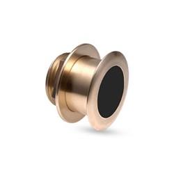 """Product # B164-12-10F <ul> <li><span class=""""blackbold"""">Tilted Element Transducer</span></li> <li>Power 1 kW RMS</li> <li>Through-hull Type, w/ Bronze Housing</li> <li>Features 12&deg; Tilt</li> <li>High Performance</li> </ul>"""