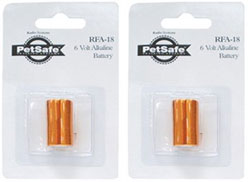 "<ul> <li>6-Volt</li> <li>5 year Shelf Life</li> <li>Lasts 1-2 Months </li> <li><span class=""blackbold"">Buy in Bulk and Save Money!</span><br />- 2 Pack - $12.48 per Battery <span class=""redbold"">You Save 17%</span><br />- 4 Pack - $9.98 per Battery <span class=""redbold"">You Save 33%</span></li> </ul>   <br /> <table class=""battery_chart"" border=""0"" cellpadding=""0"" cellspacing=""0""> <tr> <td colspan=""3"" class=""for_the_following""> Replacement Battery For The Following </td> </tr> <tr> <td colspan=""3"" class=""model_breakdown""> PetSafe Models </td> </tr> <tr> <td class=""battery_chart_column""> PBC00-11005<br /> PBC19-11043<br /> PDT00-11234<br /> PSBC-300<br /> PVPP-300   </td>  <td class=""battery_chart_column""> PLDT-300<br /> PIRF-300<br /> BC-102<br /> PEL-100<br /> LDT-200<br />   </tr> <tr> <td colspan=""3"" class=""model_breakdown""> Innotek Models </td> </tr> <tr> <td class=""battery_chart_column""> PBC00-11282<br /> BC-50B<br /> ADV-1000P<br /> ADV300<br /> DV-1002<br /> RF-25<br /> BT-502A<br /> BC-50B  </td>  <td class=""battery_chart_column""> BT-50<br /> BT-50A<br /> HF-25W<br /> CKC-25W<br /> SD-2000<br /> SD-2025<br /> KB-50   </td> </tr> </table>"