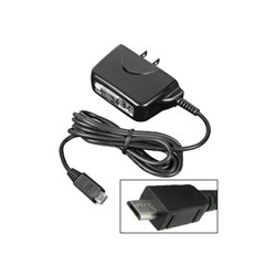 <ul> <li>Universal GPS AC Adapter</li> <li>Plugs Directly into Wall Socket</li> <li>Micro-USB Connection</li> <li>Small & Lightweight</li> </ul>