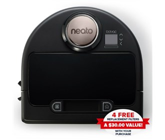 neato robotics botvac connected wifi robot vacuum