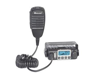 midland micromobile mxt115 single radio