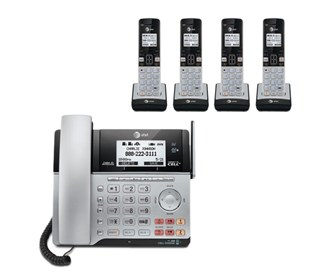 AT and T TL86103 plus 3 TL86003