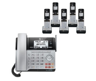 at and t tl86103 plus 4 tl86003