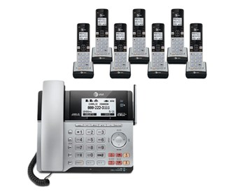 AT and T TL86103 plus 6 TL86003