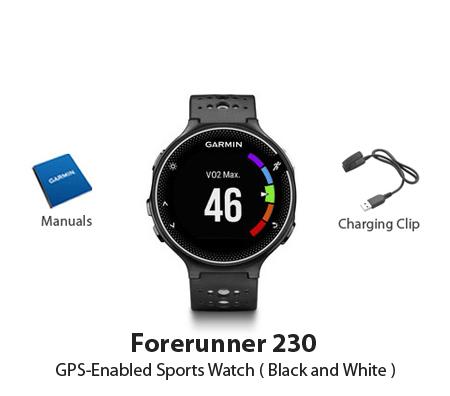 garmin forerunner 230 watch only
