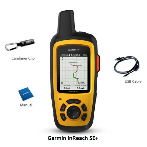 garmin in reach se plus