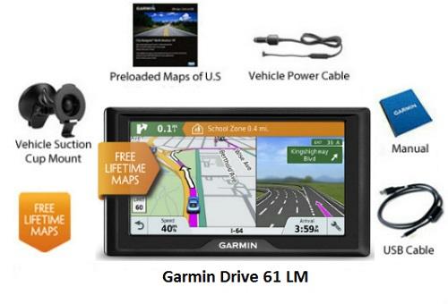 garmin drive 61lm united states