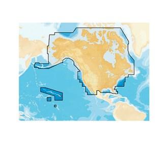 navionics plus preloaded chart of all usa/canada gold and hotmaps