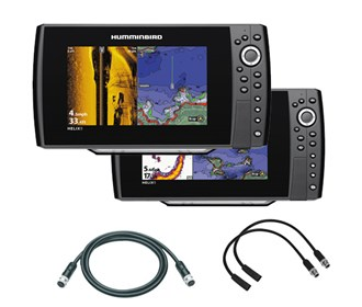 Humminbird Helix 9 /9 SI KVD Package