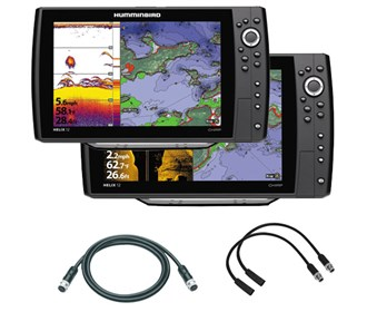 Humminbird Helix 12 / 12 SI Package