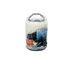"""Product # WB-3 <ul> <li><span class=""""blackbold"""">Waterproof Roll Top Dry Bags</span></li> <li>100% Waterproof Bag</li> <li>Heavy-Duty Vinyl</li> <li>RF-Welded Seams</li> <li>Measures 16"""" Long</li> </ul>"""