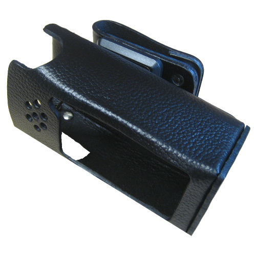 standard horizon leather case with swivel clip
