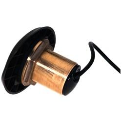 "Product # 000-13906-001 <br/><br/> <ul> <li><span class=""blackbold"">Bronze HDI Thru Hull Transducer</span></li> <li>12&deg; Tilted Element Transducer</li> <li>Cable Length: 10M</li> <li>Frequency Range: 50/200/455/800 kHz</li> <li>9 Pin Connector</li> <li>Low/High CHIRP/DownScan</li> <li>HDS LIVE, HDS Carbon, Elite Ti2, Elite Ti</li> <li>9-Pin</li> </ul>"
