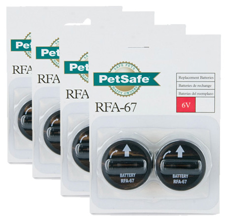 petsafe rfa 67d 11 4 pack