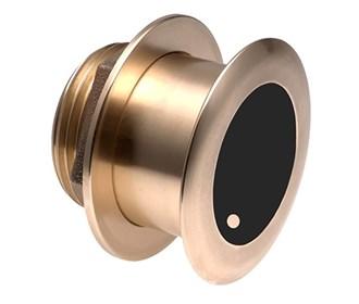 airmar b175h chirp bronze thru hull transducer