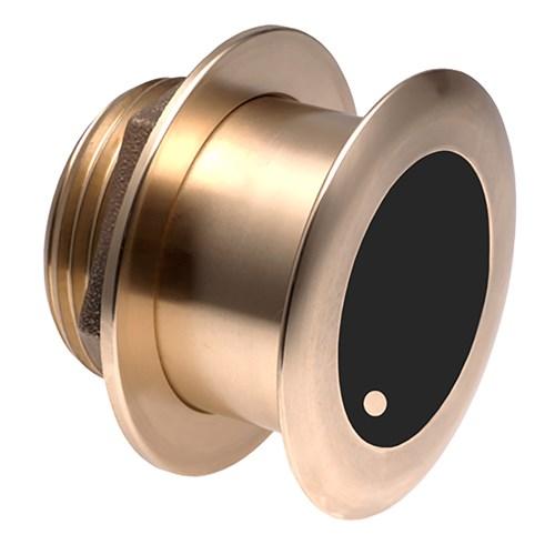 airmar b175m chirp bronze thru hull transducer