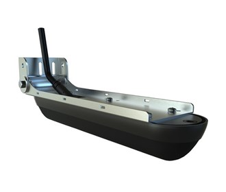 lowrance transom mount transducer for structurescan 3d
