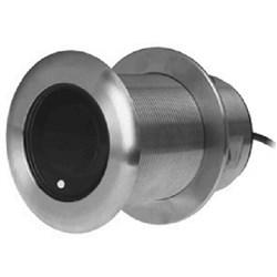 "Product # 000-13910-001 <ul> <li><span class=""blackbold"">Tilted Element Transducer</span></li> <li>Thru-Hull Mounting Style</li> <li>Material: Stainless Steel</li> <li><span class=""bluebold"">Power (RMS): 600W</span></li> <li>20&deg; Tilt Angle</li> <li>Frequency : 80kHz-130kHz</li> <li>Depth &amp; Temperature Transducer</li> <li><span class=""redbold"">CHIRP Technology</span></li> <li>9-Pin Connector</li> </ul>"