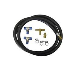 """Product # 000-11772-001 <br /> <ul> <li><span class=""""blackbold"""">Pump Fitting Kit</span></li> <li>For Pump-1</li> </ul>"""