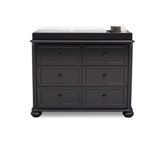 simmons peyton 6 drawer dresser