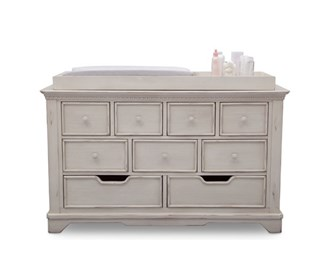 simmons 9 drawer dresser