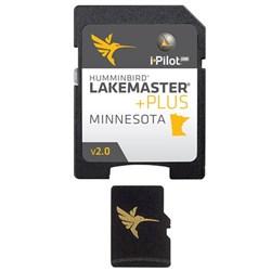 "Product # 600021-6 <br /><br /> <ul> <li><span class=""blackbold"">Minnesota Edition - Version 6</span></li> <li>Contours for many Lakes</li> <li>Over 3,200 Total Lakes w/ Contours</li> <li>500 High Definition Lakes</li> <li>i-Pilot Link COMPATIBLE </li> <li>Easy to Read Contours</li> <li>Depth Highlight Range</li> <li>Water Level Offset</li> <li>Shallow Water Highlight</li> <li>Scrollable Lake List</li> <li><span class=""redbold"">Minnesota PLUS</span></li> <li><a href=""javascript:openWindow('http://factoryoutletstore.com/content/pdf/humminbird/600021-6_ll_minnesota_plus_r1')"" class=""pdf"">Full Lake List</a></li> <br />  <span class=""redbold""> Please Note: </span> <br />Opened packages will not be eligible for return."