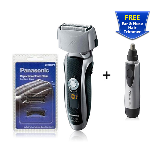 panasonic es lt 41 k bundle