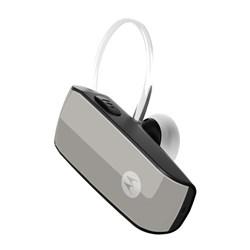 """<ul> <li><span class=""""blackbold"""">Bluetooth Headset</span></li> <li>300ft Extended Range</li> <li><span class=""""bluebold"""">Integrated Multipoint Technology</span></li> <li>Elegant, True Comfort Design</li> <li><span class=""""redbold"""">Up to 8.5 Hours of Talk Time</span></li> <li>Splash Proof</li> <li>Siri & Google Compatible</li> </ul>"""
