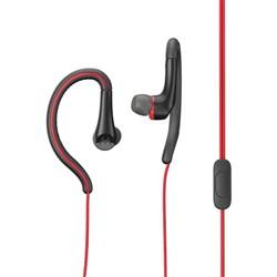 "<ul> <li><span class=""blackbold"">In-Ear Headphones</span></li> <li>Ultra Lightweight</li> <li><span class=""bluebold"">10mm Drivers for Awesome Sound</span></li> <li>Noise Isolation</li> <li>IPX4 Water & Sweat Resistant</li> <li>In-line Microphone for Hands-Free Calling</li> <li>Includes 2 Extra Gels</li> </ul>"