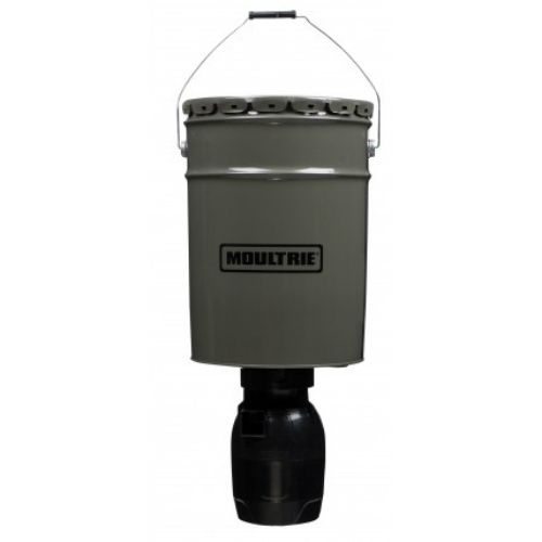 moultrie 6 5 gallon directional hanging feeder