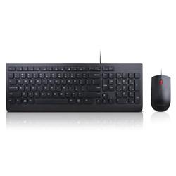"""<ul> <li><span class=""""blackbold"""">Keyboard &amp; Mouse Set</span></li> <li>Waterproof Membrane</li> <li>USB Interface</li> <li><span class=""""bluebold"""">Multimedia Keyboard</span></li> <li>Low-Profile Island-Style Keys</li> <li>Adjustable Tilt Legs</li> <li><span class=""""bluebold"""">Wired Optical Mouse</span></li> <li>Movement Resolution:1000 dpi</li> </ul>"""
