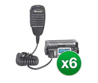 midland micromobile mxt115 6 radios