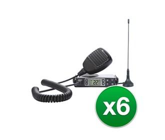 midland micromobile mxt105 6 radios