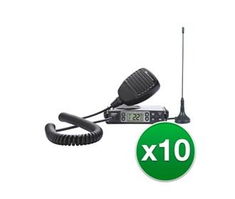 midland micromobile mxt105 10 radios