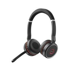 "Product# 7599-838-109 <ul> <li><span class=""blackbold"">Stereo</span> Headset Made For Voice &amp; Music</li> <li><span class=""bluebold"">Superior Active Noise Cancellation</span> w/<span class=""bluebold""> On the Ear Cushions</span></li> <li>Noise Canceling Microphone</li> <li>World-Class Speakers &amp; HD Voice</li> <li><span class=""redbold"">Integrated Busylight</span></li> <li>Dual Bluetooth&reg; Connectivity</li> <li><span class=""bluebold"">Discrete Boom Arm</span></li> <li>Leather-Feel Ear Cushions</li> <li>Connects to PC, Mobile &amp; Tablet via Bluetooth</li> </ul>"