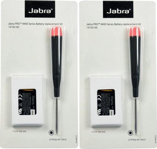 jabra battery pro 9400 9450 9460 9465 9470 14192 00