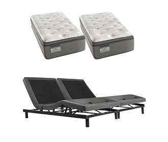 Beautysleep 400 Luxury Firm Pillow Top Split King Size