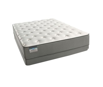 Beautysleep 200 Plush Queen Size Mattress And Low Profile