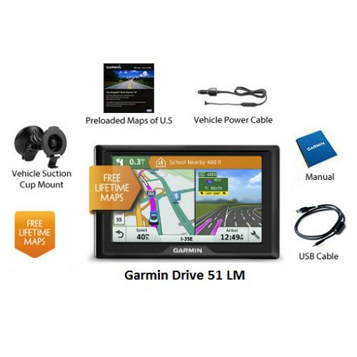 garmin drive 51 usa lm