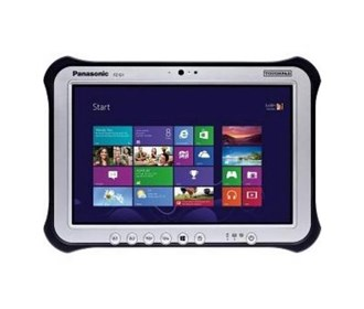 panasonic toughpad g1 fz g1aabab1m tablet