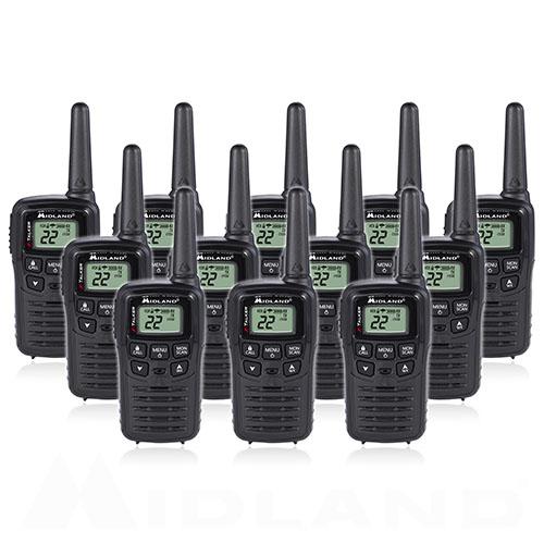 midland x talker t10 12 radios