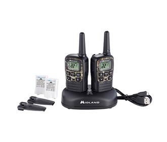 midland x talker t55vp3 2 radios