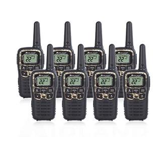 midland x talker t55vp3 8 radios