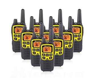 midland x talker t61vp3 10 radios