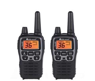 midland x talker t71vp3 2 radios