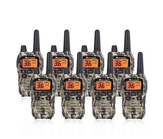 midland x talker t75vp3 8 radios